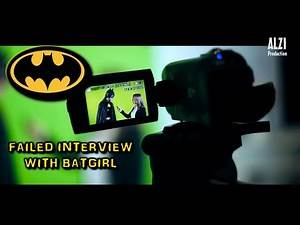 Failed interview with Batgirl Fan film (DC Comics/Superheroine/Short movie)