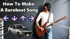 How To: Make a Eurobeat Song in 5 Minutes || Shady Cicada