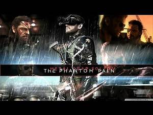 Metal Gear Solid V: Ground Zeroes - The Phantom Pain Teaser Trailer [PS4/Xbox One]