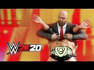 WWE 2K20 - Triple H PEDIGREE Compilation!
