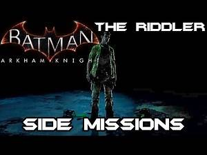 THE RIDDLER | Batman: Arkham Knight (END)
