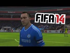 PLAYING FIFA 14 CAREER MODE