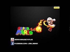 Super Mario 64 - Staff Credits Music HD
