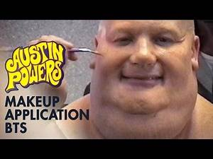 """Austin Powers: Making """"Fat Bastard"""" - Behind-the-Scenes Makeup Effects"""