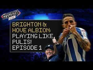 Playing Like Pulis! - Episode #1 - Football Manager 2018
