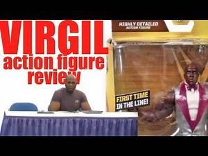 WWE/WWE Virgil Action Figure Review