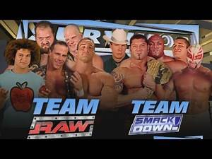 A look back at history's greatest 5-on-5 Traditional Survivor Series Elimination Matches