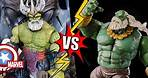Marvel Legends MAESTRO HULK Reveal   Meastro Review   Hulk Villains Collection   Hasbro vs Toybiz