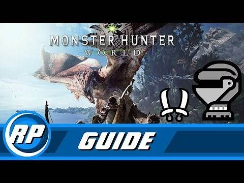 Monster Hunter World - Dual Blade Armor Progression Guide (Obsolete by patch 12.01)