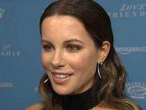 Beckinsale's Support From Sheen, Silverman