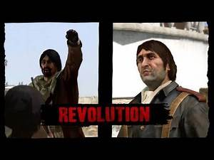 "Red Dead Redemption ""Revolution"" Official Trailer"
