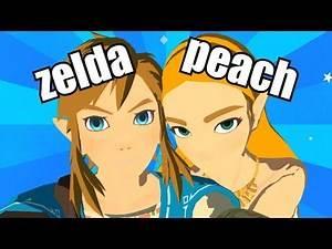 Zelda is STILL a boy