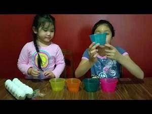 Fun Activity EASTER EGG DECORATING