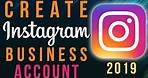 Instagram Business Page Sign Up & Account Registration 2019; Create Instagram Business Account