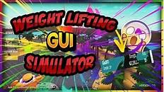 Op Roblox Script Gui Weight Lifting Simulator 3 Afk Farm