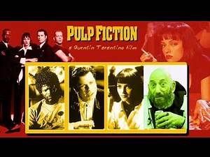 PULP FICTION OUTTAKE WITH SID HAIG