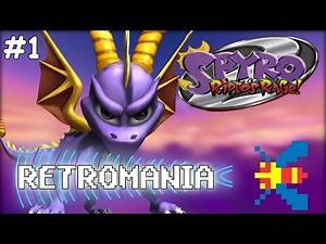 RETROMANIA | SPYRO THE DRAGON 2 #1