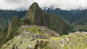 Machu Picchu ruins discovered by American archeologist