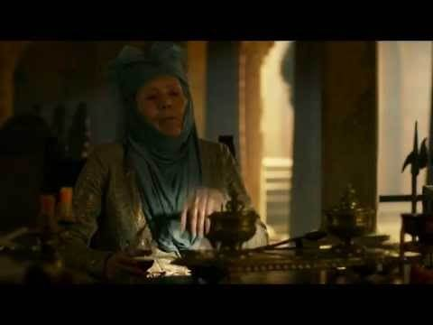 Game of Thrones (S03E06) - Tywin and Lady Olenna discuss the Cersei-Loras wedding