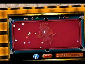 Thunderworx Golden Nugget Pool Table