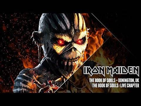 Iron Maiden - The Book Of Souls (The Book Of Souls: Live Chapter)