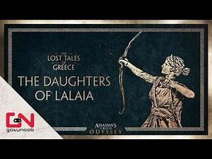AC Odyssey - Lost Tales of Greece: The Daughters of Lalaia Quest - Scouts or Caches?