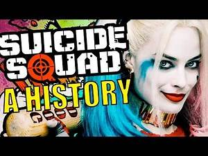 SUICIDE SQUAD | A History (Everything YOU Need to Know! Comic Book/TV/Movie Origins & Facts)