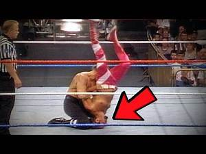 12 WWE Wrestlers Legit Injured By Deadly Finishing Moves!