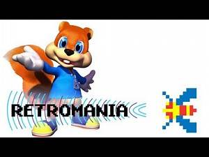 RETROMANIA | CONKER'S BAD FUR DAY #1