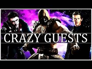 3 CRAZY Guest Characters That COULD Be DLC for Injustice 2