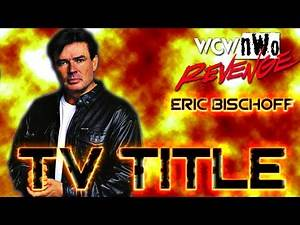 WCW nWo Revenge HD N64 Playthrough - TV Title with ERIC BISCHOFF (REQUEST)