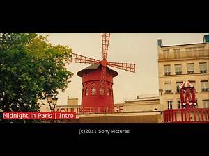 Midnight in Paris (2011) - Intro Scene showing Paris (1/5) | Clips