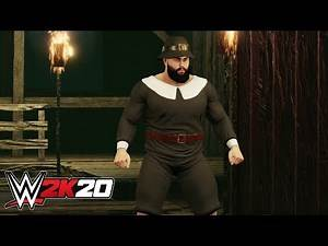 WWE 2K20: Pilgrim Rusev Entrance