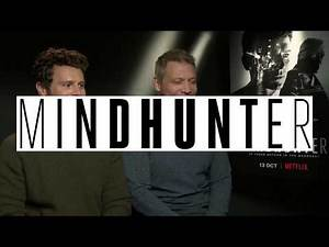 Interview with MindHunter cast