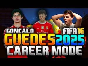 FIFA 16 | GONÇALO GUEDES IN 2025!!! (CAREER MODE)