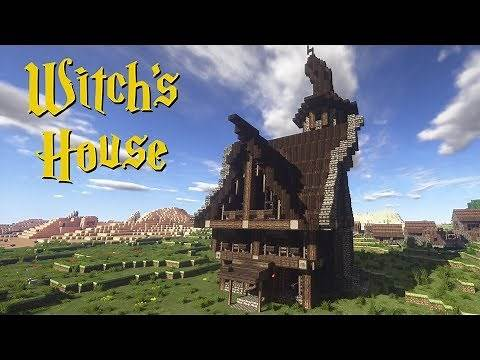 A Witch's House | Minecraft Let's Build It!