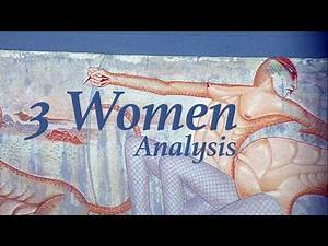 3 Women Analysis: What do the pool people mean?
