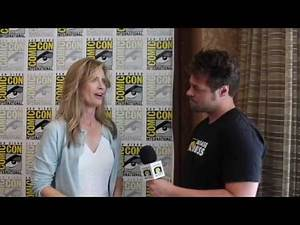 #SDCC 2018: Helen Slater on SUPERGIRL (1984), Superhero Films of Today, and More