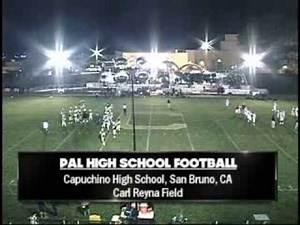 """PAL Football - """"Battle of the Strip"""" - Mills at Capuchino - November 15, 2013"""