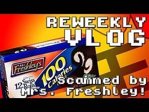 Scammed by Mrs. Freshley! (RE Weekly Vlog)