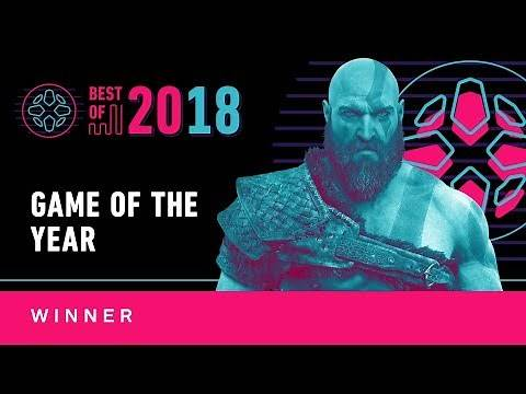 Why God of War is IGN s 2018 Game of the Year