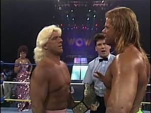 WCW/NWA Wrestlewar 1990: Wild Thing - Bored Now's Old School Wrestling reviews