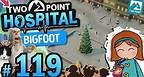 🚑❄️Two Point Hospital #119 - Paranoyance (Swelbard)