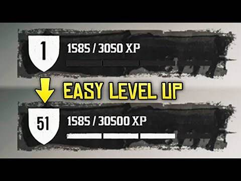 Red Dead Online - BEST & EASIEST WAY TO LEVEL UP! How to Reach Max Rank Quick!