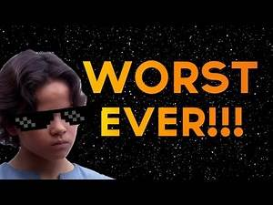 The Worst Character Ever In Star Wars!!!