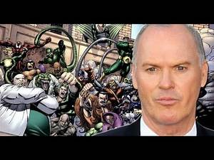 Spider Man Homecoming - 10 Villains That Michael Keaton Could Play In Spider Man Homecoming