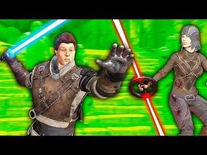 CAL KESTIS IN VIRTUAL REALITY - Blades and Sorcery VR Mods (Star Wars)