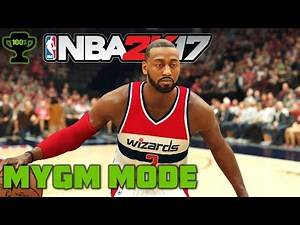 NBA 2K17 MyGM 3 Moves to make as the Washington Wizards in NBA 2K17 MyGM MyLeague Mode