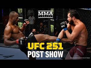 UFC 251 Post-Fight Show - MMA Fighting