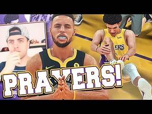 NBA 2K18 Lakers MyGM #5 - Lonzo Ball Goes Down! Season Over? Team Got Sold! What?